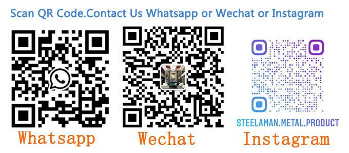 Scan QR Code.Contact us Whatsapp&Wechat&Instagram